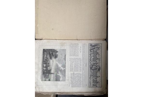 Gebundelde oude tijdschriften vanaf 1903 o.a. Libelle  - 151B1217-A646-48DD-A534-6E857C3A77F7.jpeg