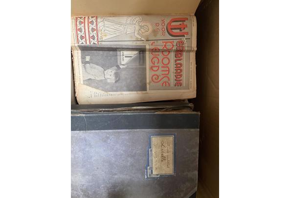 Gebundelde oude tijdschriften vanaf 1903 o.a. Libelle  - 67DC8714-73D3-4C89-8BD3-3B4DFE64F3F0.jpeg