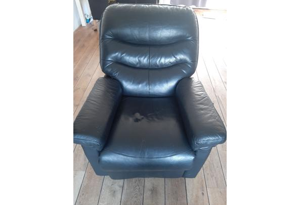 Leren stoel, gebruikt - 16271099595735281903899297009457
