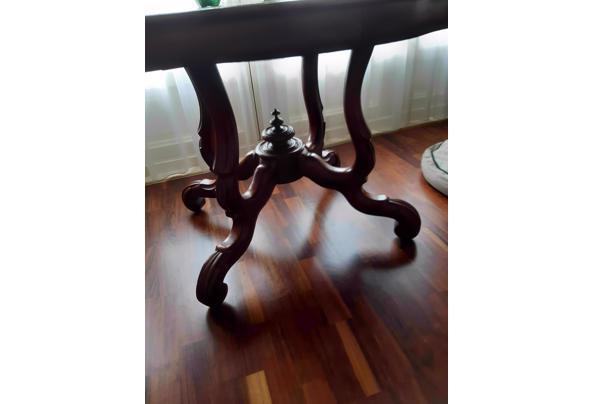 Antieke Franse kleine tafel - 20201012_104238_637380965356569448
