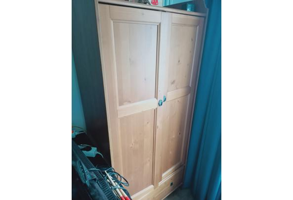 IKEA kinderkleding kast, gebruikt, maar goed - IMG20210508154636