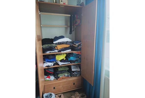 IKEA kinderkleding kast, gebruikt, maar goed - IMG20210508155537