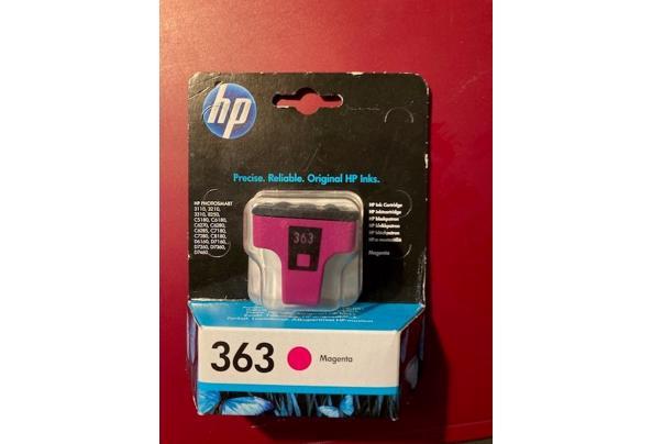 HP 363 Magenta Cartridge - HP-363