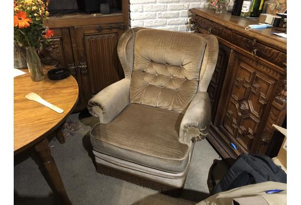 Luie stoel, jaren '50 - 5EF1CBEE-4F91-4999-8211-56A691983D6D