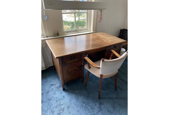 Houten bureau - Bureau