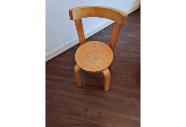 Houten stoeltje  - 20210725_171258