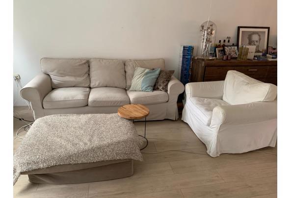 Bank + stoel (ektrop Ikea) + hocker - E6B3D3E2-12E7-4999-B267-9774E254750B.jpeg