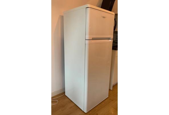 Zanussi koelkast met vriesvak centrum Utrecht - koelkast2