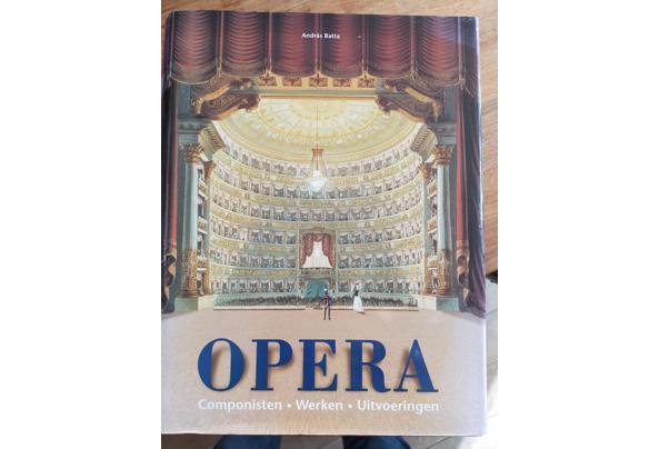 Opera / Componisten - Werken - Uitvoeringen - Opera