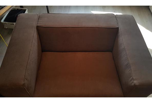 Mooie bruine love seat, Gratis! - Love-seat-2-(1)