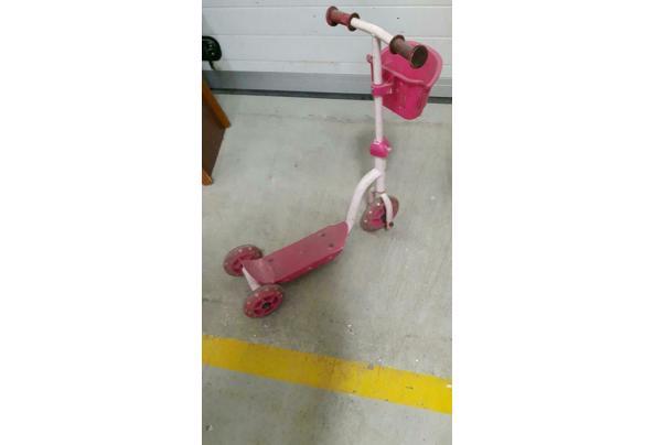 kinder fiets . loopfiets en step - fiets-3
