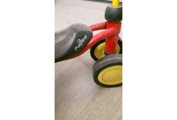 kinder fiets . loopfiets en step - fiets-8