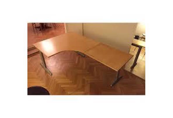 Ikea Effektiv bureautafel - Voorbeeld-1
