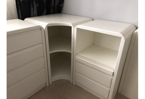 Bed ombouw incl nachtkastjes en commode - C9907FE3-A517-4E5D-96B8-AE550DF17916