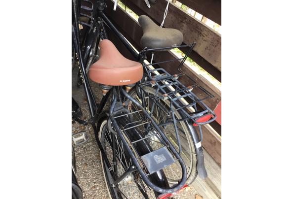 Klus fietsen, dames- en herenfiets - 383F7549-71A9-40A7-8F52-2B6D67D35DD3