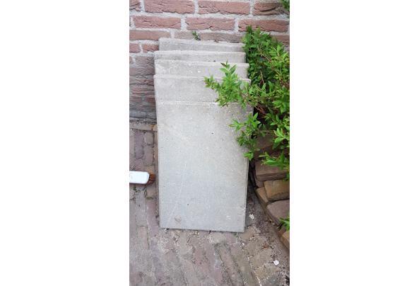 22 betontegels 40 x 60 - 16188552166917695817562897462644