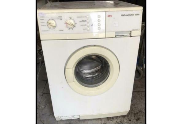 Goed werkende AEG Oko Lavamat wasmachine - AC016368-32D2-4CEE-8184-1A12CF0037D6