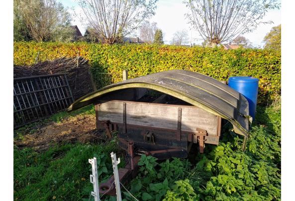 landbouwwagen - wagen---dakplaten