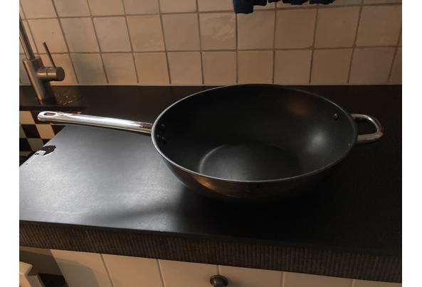 Wokpan Ikea - image