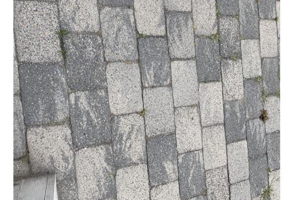Gratis af te halen: 70 M2 Abbey Stones grijs/zwart 30X20X6  - Abby-Stones_637617854298863081