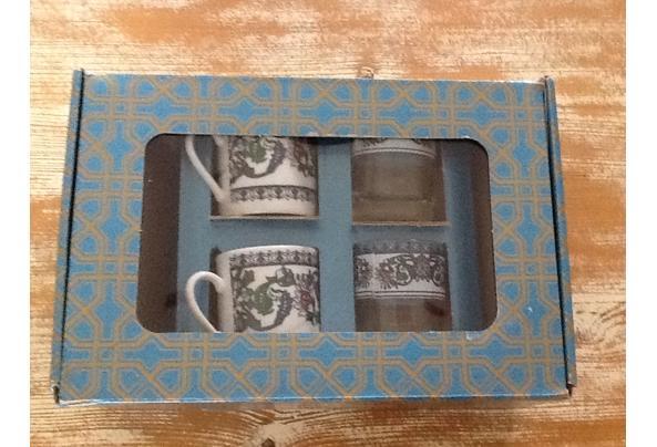tweepersoons theesetje uit turkije - image