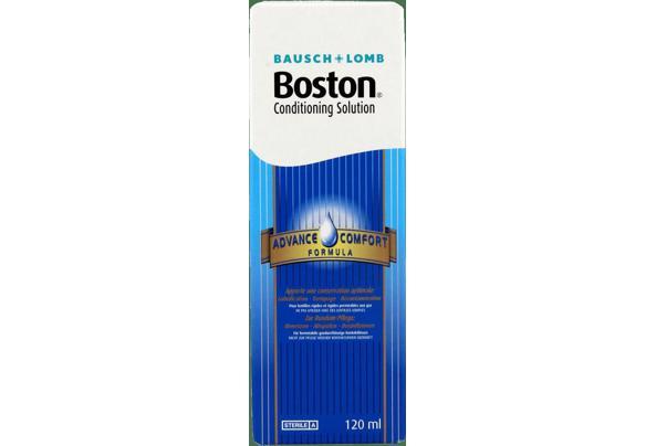 """Harde lenzenvloeistof van """"Boston"""" nieuw in de verpakking - boston-lenzenvloeistof"""