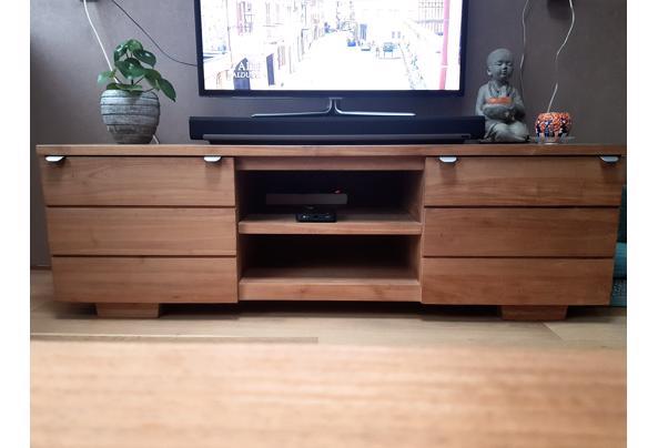 Tv meubel 1.60 x 0.56 x 0.51 - 8B36D288-0A04-490A-AC05-D2FF7F27F639