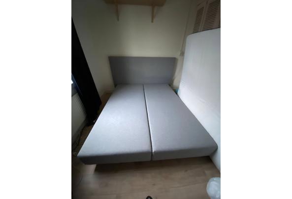 Bed boxspring - CEE9DC8B-60AD-4244-87B2-31675CB36A7E