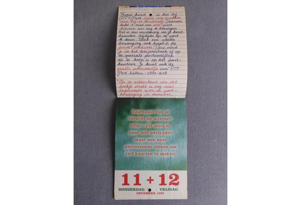 PTT Post kerstkalendertje (eind 1997) - DSCN0351_637340408792464011.JPG