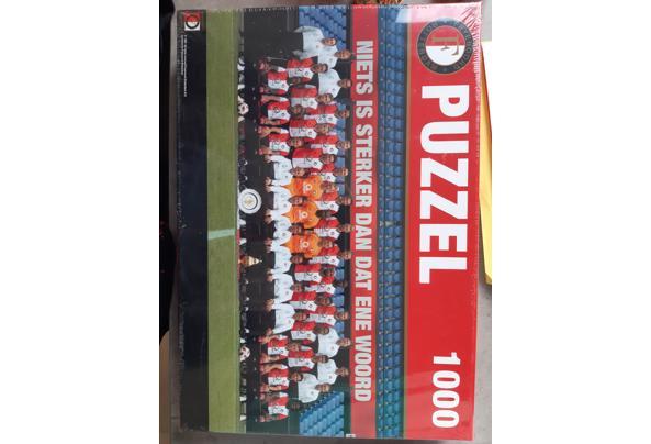 Feyenoord puzzel 1000 stukjes - 20210501_164030