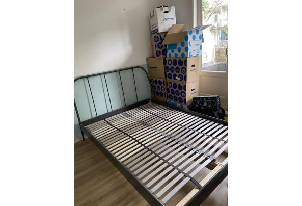 140X200 bed inclusief matras en lattenbodem - 7612CE5B-5473-4FB2-A191-F0F1E1265635