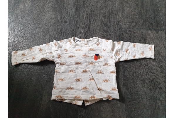Shirt longsleeve maat 62 - 20210323_133455