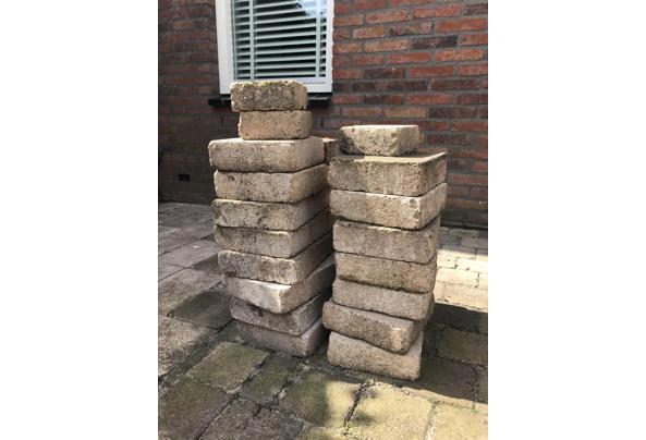 Gratis af te halen terrastegels 4 m2 - Tegels-1