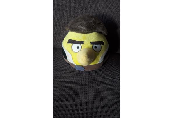 Angry birds knuffel star wars thema  - 1611492991604373456295853592425