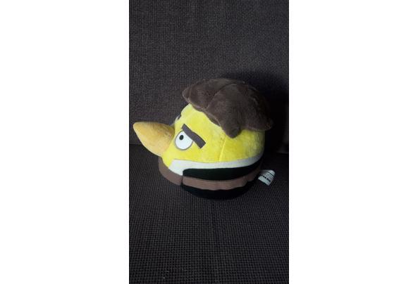 Angry birds knuffel star wars thema  - 16114930749383493423737773040180