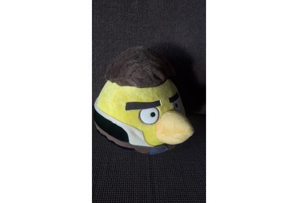 Angry birds knuffel star wars thema  - 16114930973941352638280029436556