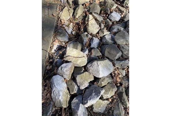 Ruim 25m2 grote grijze tuin stenen.  - 8CBE275F-FFF9-4551-BD26-587242D549B0.jpeg