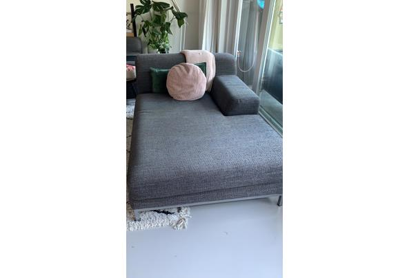 IKEA KRAMFORS 3zits bank en chaise longue - 9DD7DB69-A526-4CD2-B9D1-CE2C57B3D95E