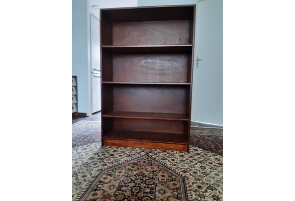 Eikenhouten boekenkast - 20210728_154432