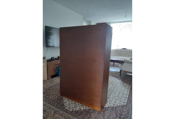Eikenhouten boekenkast - 20210728_154512