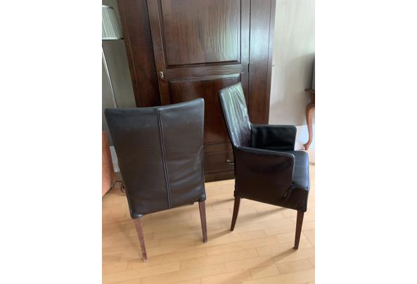 6x eetkamer stoel - 56DE99EB-181F-461F-AA42-9684B6B7B164