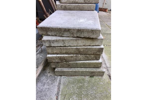 30x 30 beton tegels  - F2564A03-D9B9-463E-98D1-A3A70A2C6854