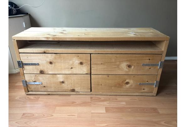 Tv meubel steigerhout - 0E7F328B-EFE9-42A5-978B-47A06852CCB0