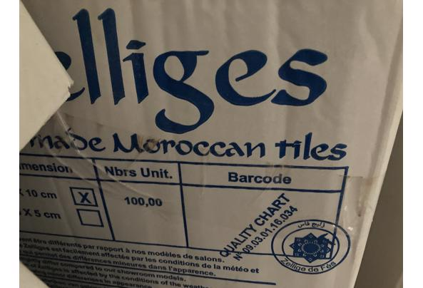 Blauwe Marokkaanse tegels - 676CDF8E-0645-461C-AB0F-5DDBAF3CEFA9