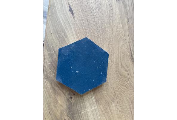 Blauwe Marokkaanse tegels - AE32ECE7-E6EE-48EB-B22E-8244877AA20B