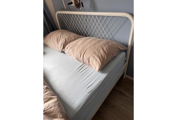 Mooi bed, zgan, 140 x 200 cm (excl matras, lattenbodem) - 02677340-085E-4009-BEA1-0880FAA7AB3F