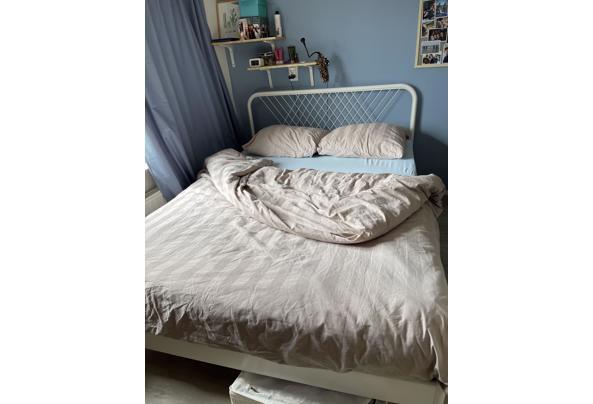 Mooi bed, zgan, 140 x 200 cm (excl matras, lattenbodem) - 17416414-2BD3-4BAD-BA2A-A00FCDF2D072