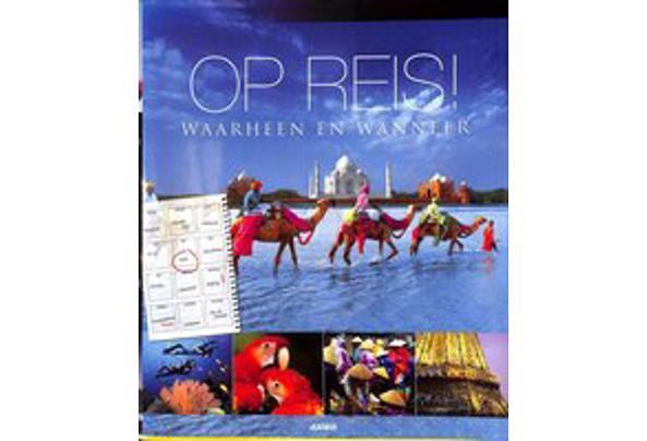 Prachtig boek: Op reis - Boek-Op-reis