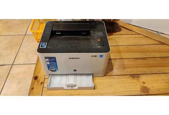 Samsung Xpress C430W kleuren laserprinter met extra cartridges - 16105635151634228903894871881013