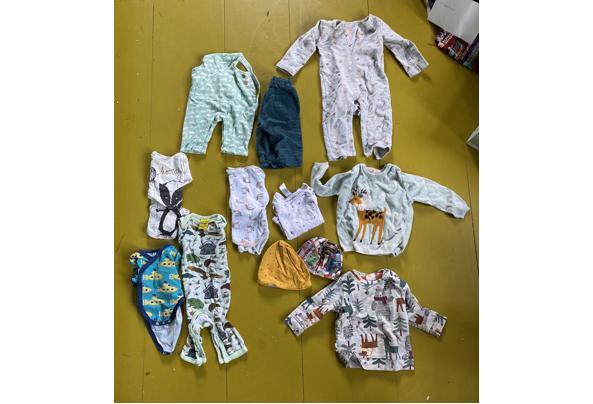 Verschillende babykleren maat 50-68 - 07DBA40B-67BD-4607-859C-4E61311DA6C9